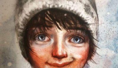 Snehova sestra, Maja lunde, , rozpravky o zime, zimne rozpravky, rozpravky o snehu, zimne prazdniny
